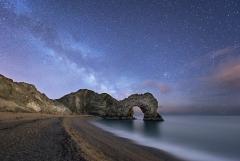 Durdle Door Night Photography Dorset