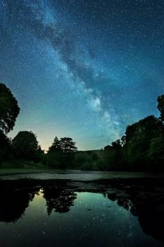 Milky Way Dorset, England