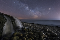 Osmington Mills Milky Way
