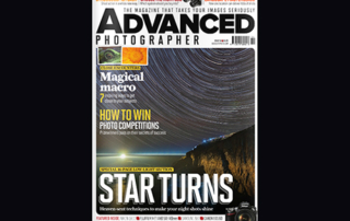 Advanced Photographer Cover