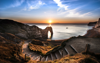 Durdle Door Starburst Velux Lovers of Light competition winner
