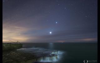 Dorset Landscape Astrophotography
