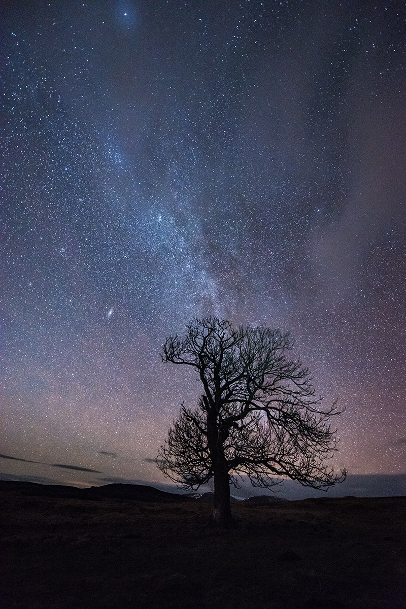 Night Photography: Scotland Night Sky Photography And Astrophotography Workshop