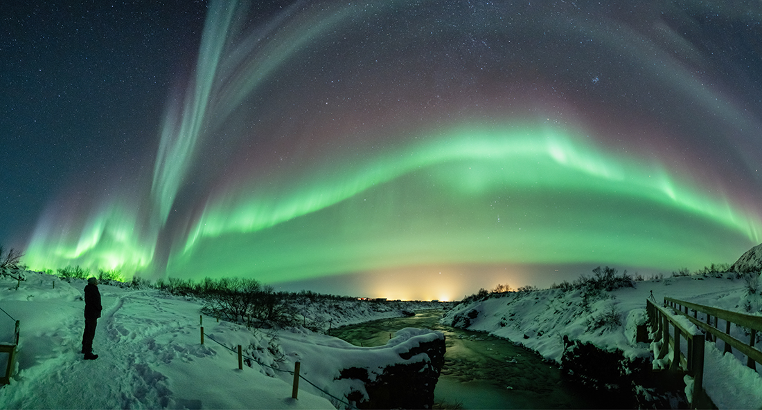 How to photograph the Northern Lights - Ollie Tailor Photography